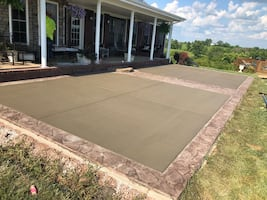 All types of concrete at a very competitive rate