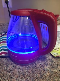 purple and black electric kettle Saint Paul, 55116