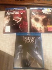 Friday the 13th collection  Killeen