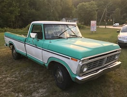 Ford - F-100 - 1974