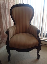 ‼ GORGEOUS Victorian Side Chair   ** RARE FIND ** Montréal, H3S 2T9
