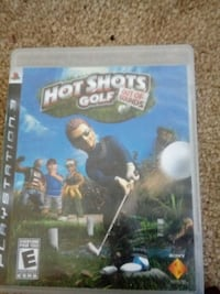 Hot shots golf PS3 Waterloo
