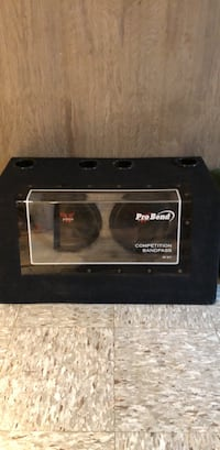 ProBend competition Bandpass Stereo System 20 km