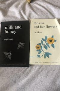 Milk&honey and the sun and her flowers Parkville, 21234