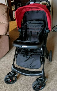 GRACO CLICK CONNECT STROLLER St. Thomas, N5P 1H9