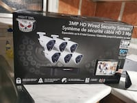 3mp HD WIRED SECURITY SYSTEM Edmonton