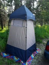 Brand New! Utility/Shower Tent Anchorage, 99507