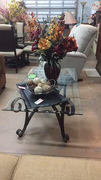 black and brown wooden table Port Saint Lucie, 34953