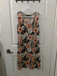 women's multicolored floral sleeveless dress Markham, L3S