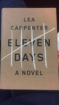 Lea carpenter eleven days a novel New York, 11213