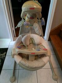 Fisher Price Baby Swing Oakville, L6H 0G7