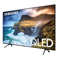 "TV 82"" NEW 4K SMART QLED Q70R SAMSUNG"