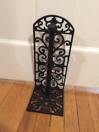 Cast-iron paper towel holder Cobourg, K9A