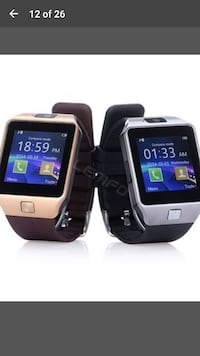 Smart watches compatible with iPhones & Androids West Valley City