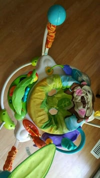Fisher Price Jumperoo baby exercise learning Mississauga, L5J