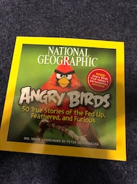 Angry birds book National Geographic  Philadelphia, 19149