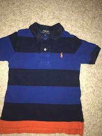 Toddler boys Ralph Lauren (Polo) shirts (3) Bowie, 20721