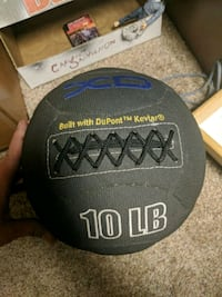 XD 10 LB MEDICINE BALL BUILT WITH DUPONT KEVLAR Fairfield, 45011