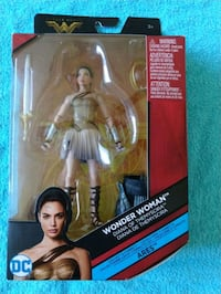 DC Movies Wonder Woman action figure Anderson, 96007