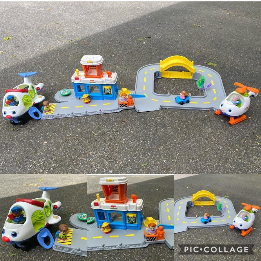Photo Little People Airport Lot