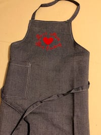Personalized apron Coral Springs