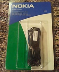 Nokia headset  London, N5W 4V7
