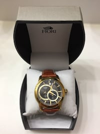 Brand new Fiori watch. Paid 300$. Dollard-des-Ormeaux, H9B 2G3