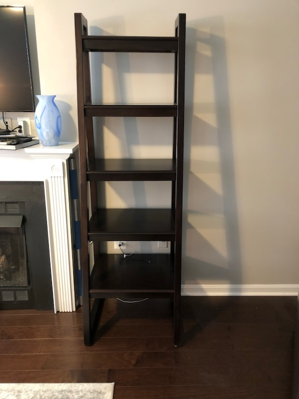Ladder/leaning bookcase