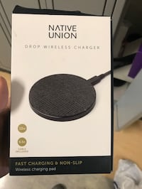 (New) Native Union Wireless Chargers Brampton, L6R 1M4