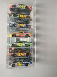 Jeff Gordon 1:24 scale stock cars