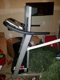 black and gray elliptical trainer Chestermere, T1X 0E1