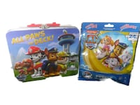 New Paw Patrol Lunch Box & 24pc Puzzle Milwaukee