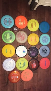 Disc Golf Discs Bundle