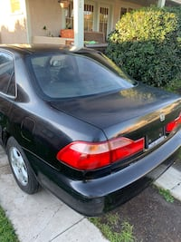 2000 Honda Accord SE Auction car clean title tags up in 6/19