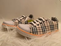Burberry look alike sneakers San Jose, 95120