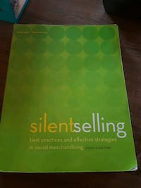 SILENT SELLING 4TH EDITION  Mississauga