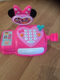 pink and white plastic toy Pickering, L1V 7G5