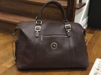 Pure Full Grain Leather Oversized Duffle Bag ((Brand New)) Richmond Hill, L4B 4E1