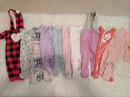 Baby Girl Clothing 9 months