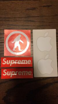 Sticker collection (never used) Toronto, M4S