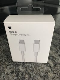 BRAND NEW Apple USB-C Charge Cable Oshawa, L1G 4Y3