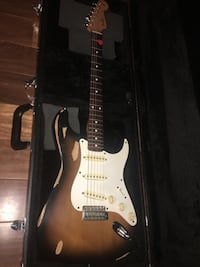 Fender Mexican Stratocaster