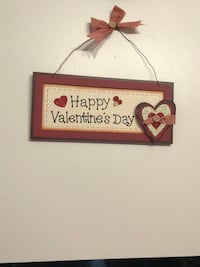 Valentines Day Sign