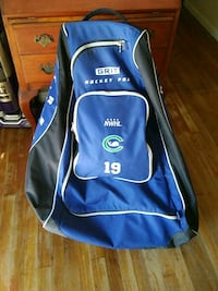 blue and white Adidas backpack Saint Clair Shores, 48082