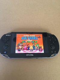 Modded PS Vita 128GB Henkaku thousands of retro games, PS1, PSP and Vita games preinstalled Columbia, 21044