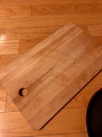 Working condition IKEA cooking pan & cutting board Markham, L3R 3N4