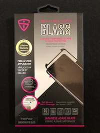 Samsung S8 HD Glass Screen Protector New Westminster, V3M 1W6