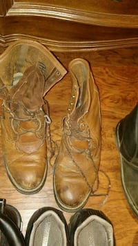Size 11 work boots Mead, 73449