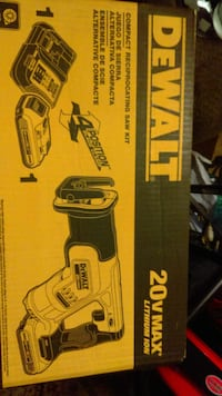 Dewalt reciprocating saw cordless Portland, 97218