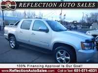 2011 Chevrolet Avalanche 4WD Crew Cab LT Oakdale